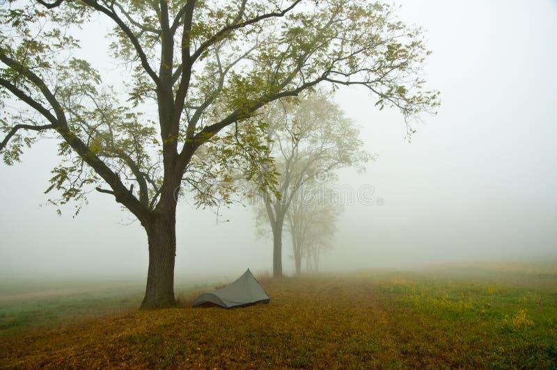 Gettysburg namiot obraz stock