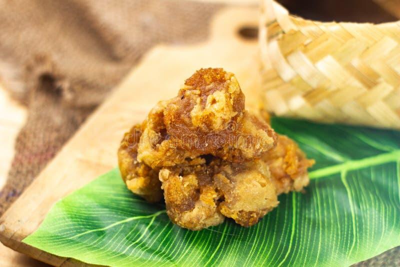 Getuk Goreng酒店是印度尼西亚中爪哇省Sokaraja Banyumas的传统美食 免版税库存照片