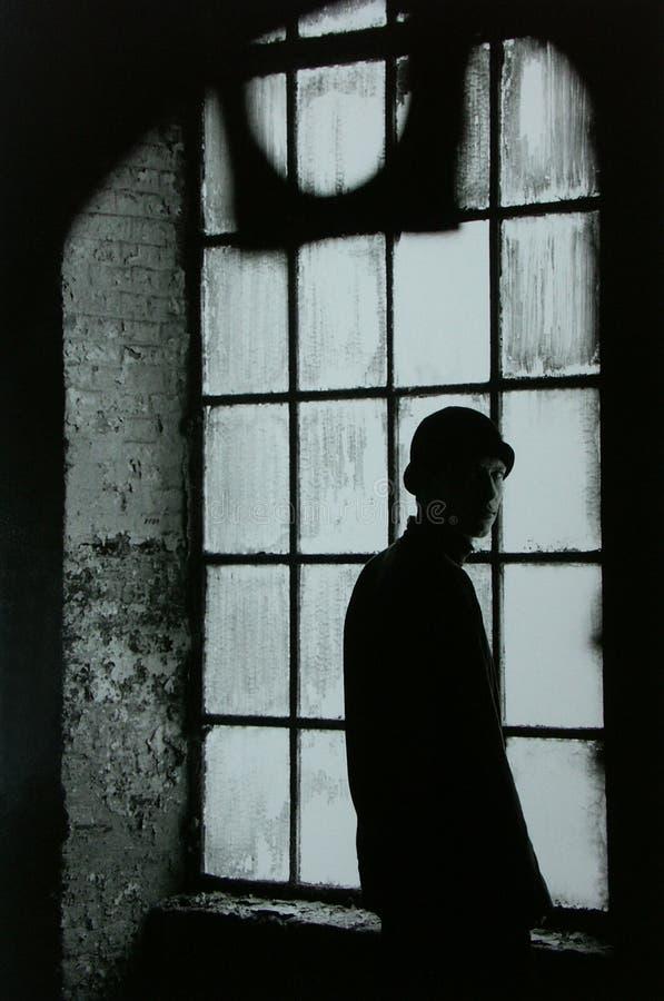 Gevangen stock afbeeldingen