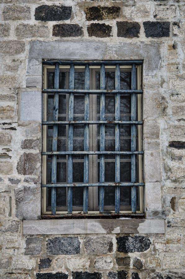 Download Gevangenisvenster stock foto. Afbeelding bestaande uit verlaten - 39111792