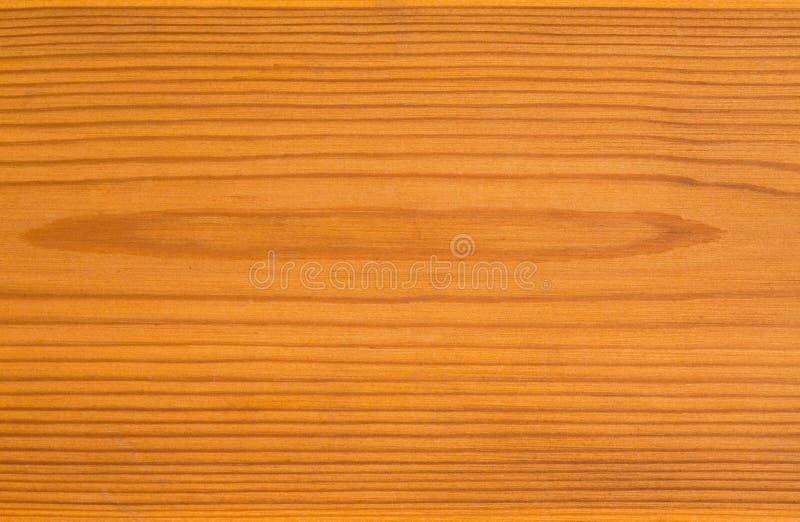 Geverniste houten gele textuur stock afbeeldingen