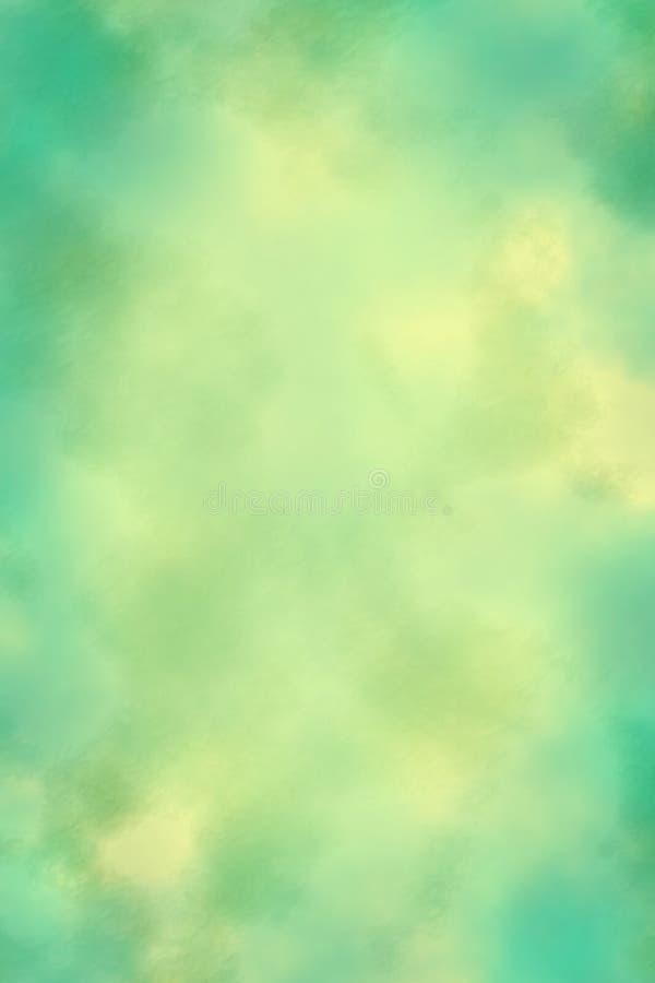 Gevlekt Canvas #1 stock illustratie