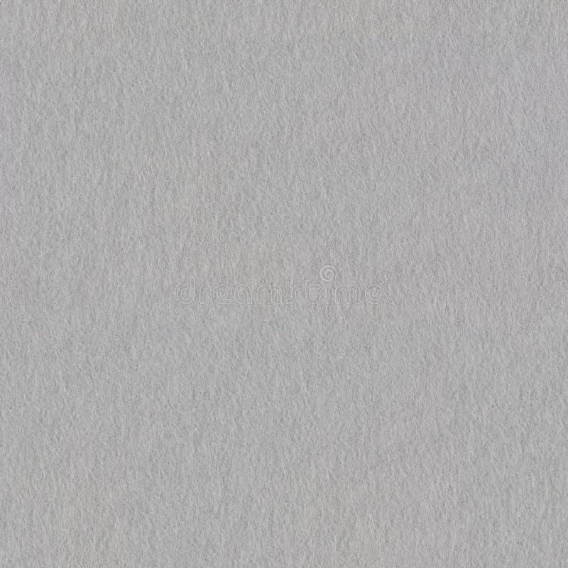 Gevoeld grijs materieel als achtergrond De naadloze vierkante textuur, betegelt klaar stock afbeelding