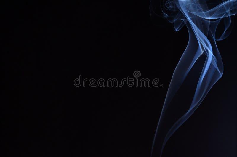 Gevoelige rook royalty-vrije stock afbeelding