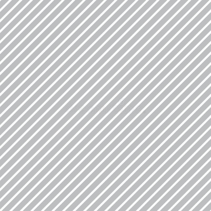 Gevoerd naadloos patroon royalty-vrije illustratie