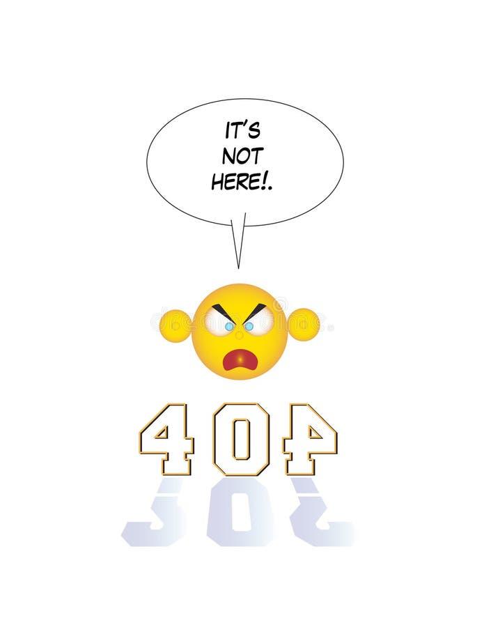 Download Gevonden niet pagina 404 stock foto. Afbeelding bestaande uit vond - 39114978