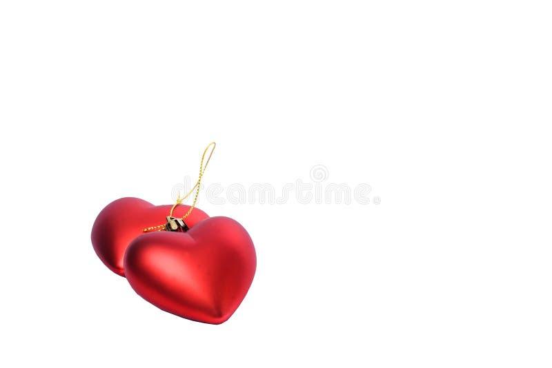 Gevormd hart royalty-vrije stock foto's