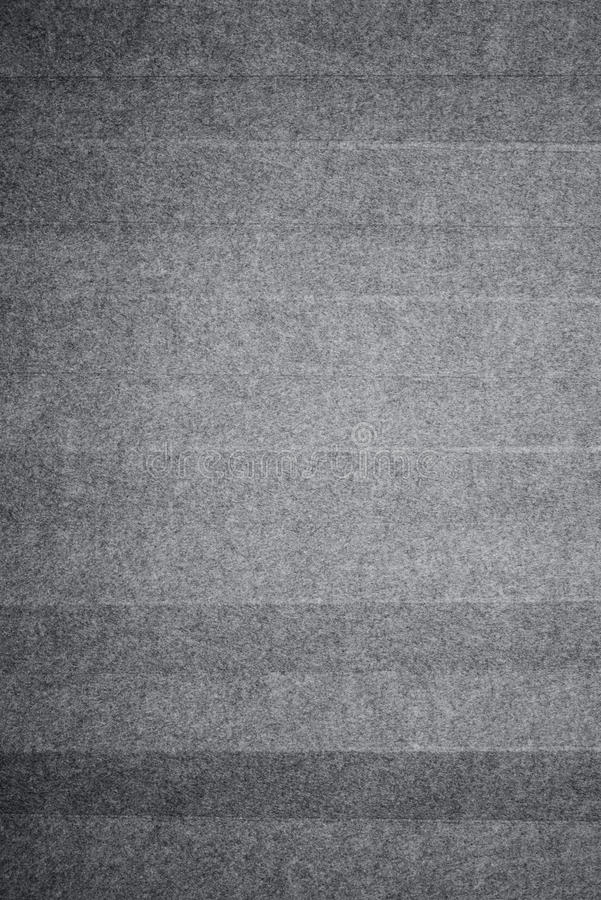 Gevouwen gevoeld grijs stock foto