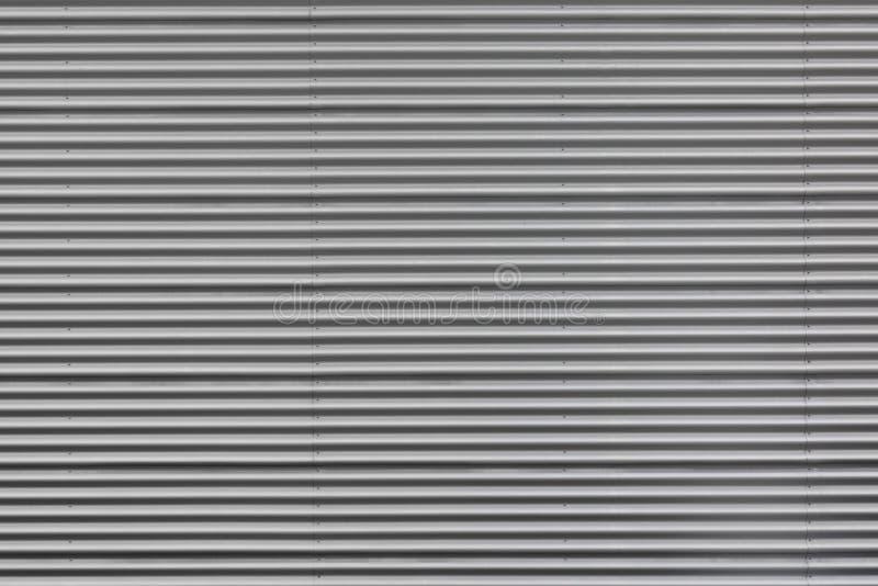 Gewölbter Metallbeschaffenheitshintergrund stockbilder