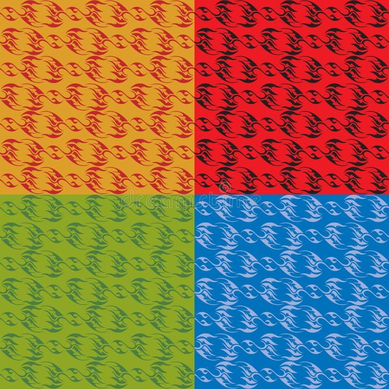Download Gewölbter Nahtlose Hintergrund Vektor Abbildung - Illustration von nave, auslegung: 26368040