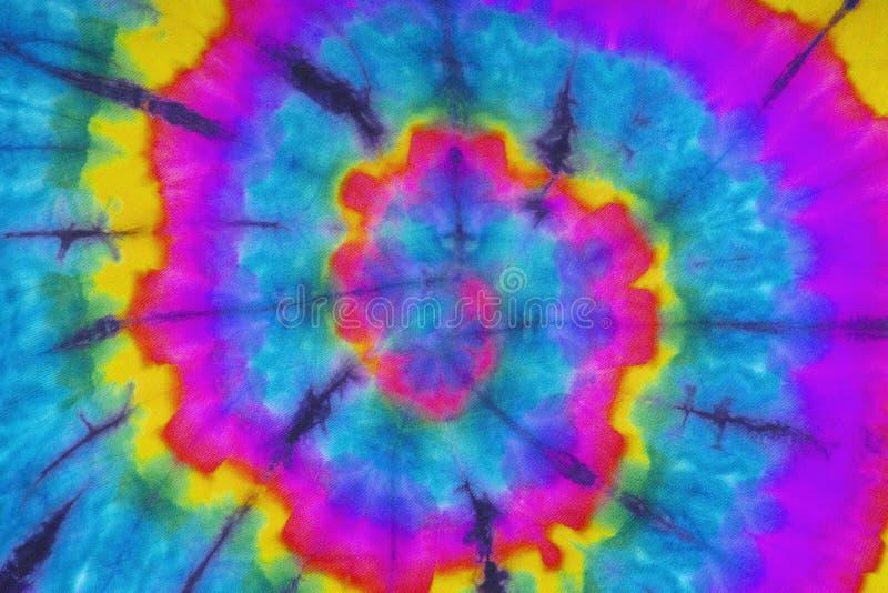 Gewebe-Bindungs-Färbungs-Farbbeschaffenheits-Hintergrund lizenzfreie stockfotografie