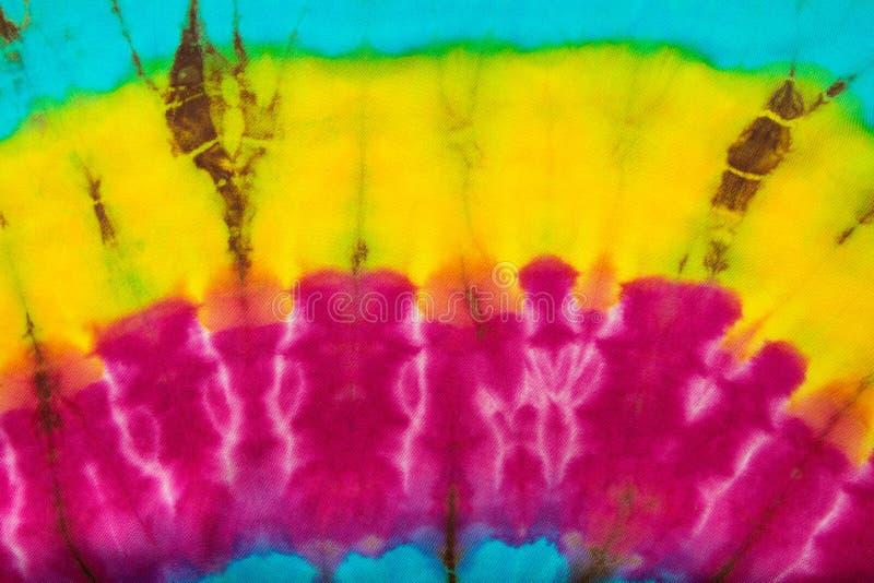 Gewebe-Bindungs-Färbungs-Farbbeschaffenheits-Hintergrund stockfoto