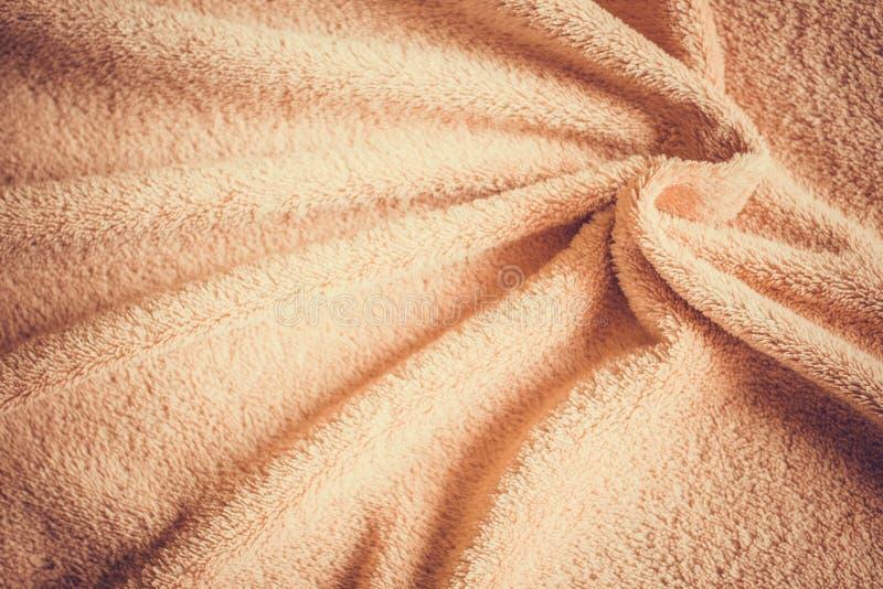 Gewebe gemacht von der Wolle stockfotos