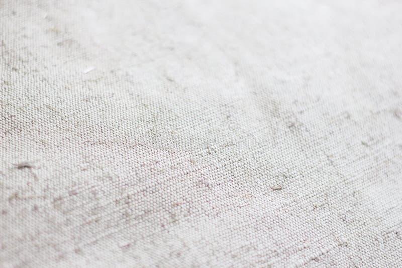 Gewebe gemacht von der Wolle stockfoto