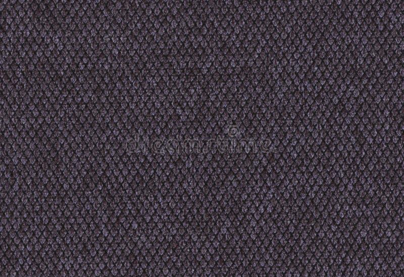 Gewebe-Roman Graue Farbe, Beschaffenheitshintergrundhohe auflösung stock abbildung