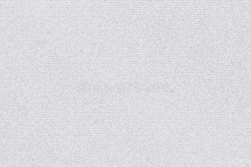 Gewebemustergrau mit weißen Streifen Heller strukturierter Vektorhintergrund, heller Hintergrund, weiche Textilbeschaffenheit fre stock abbildung