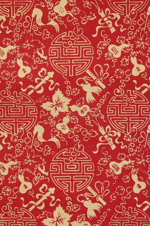 Gewebeprobe des traditionellen Chinesen stockbilder