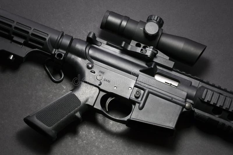 geweer stock fotografie