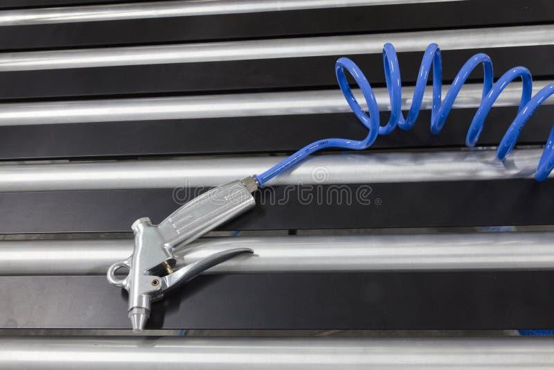 Gewehr für Druckluft lizenzfreie stockfotos