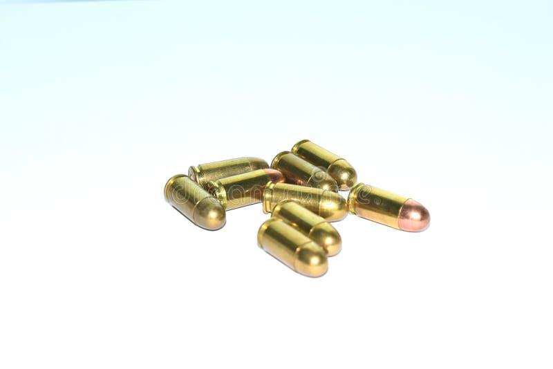 gewehrkugel lizenzfreies stockbild