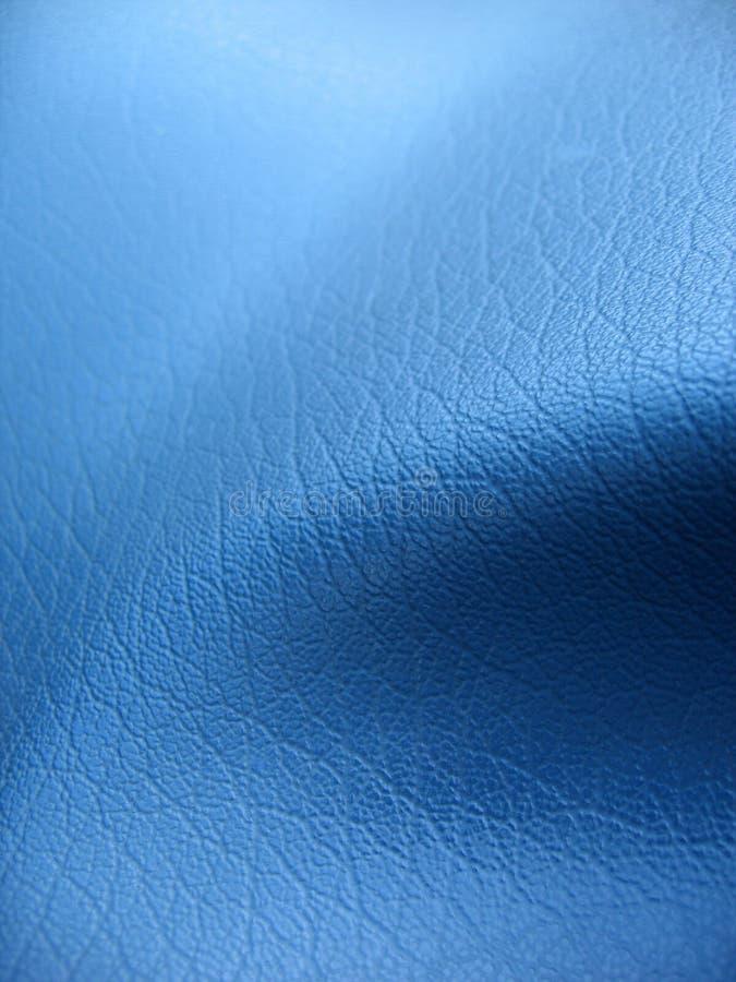 Geweven blauw plastiek - Samenvatting 2 stock afbeelding