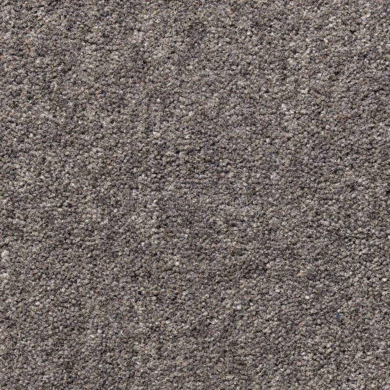 Geweven donkere grijze tapijttextuur stock fotografie