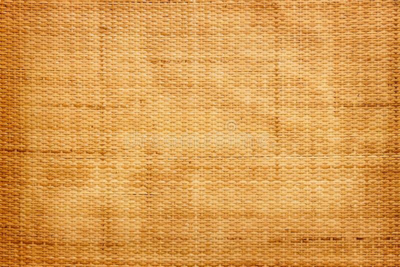 Geweven houten patroon stock foto's