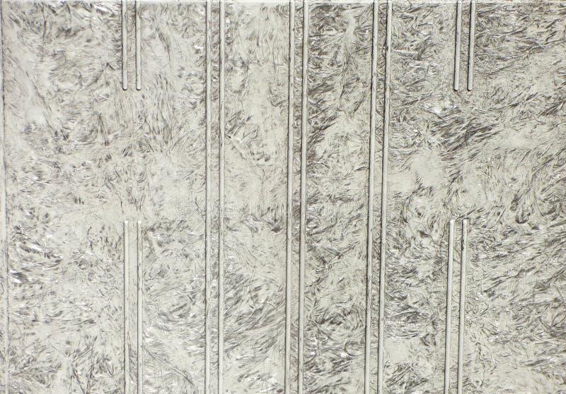 Geweven industriële grijze roestige de oppervlakteachtergrond van het metaalijzer stock foto's