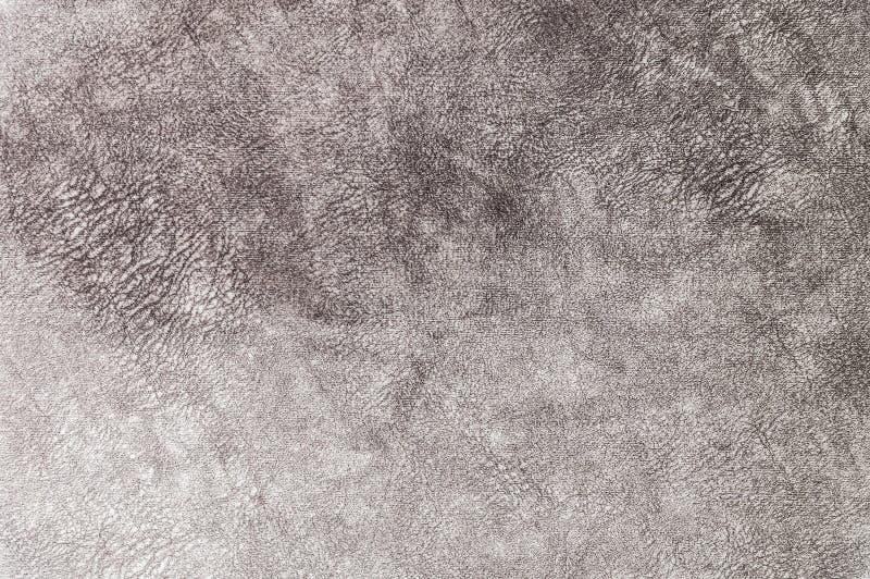 Geweven oppervlakte als achtergrond van het textielclose-up van het stofferingsmeubilair de beige structuur van de Kleurenstof stock fotografie
