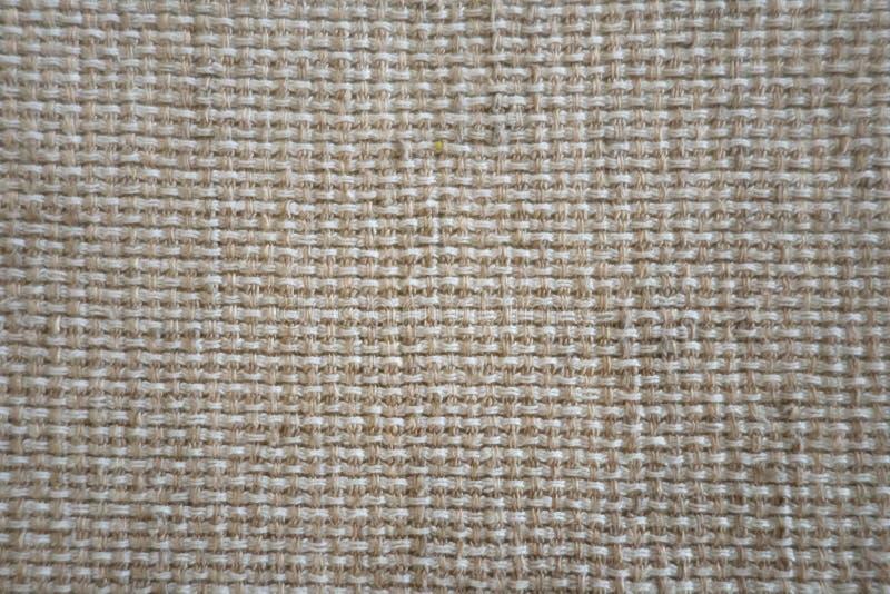 Geweven stoffenachtergrond Structuur van grijze stof shaving Creatieve uitstekende achtergrond stock foto