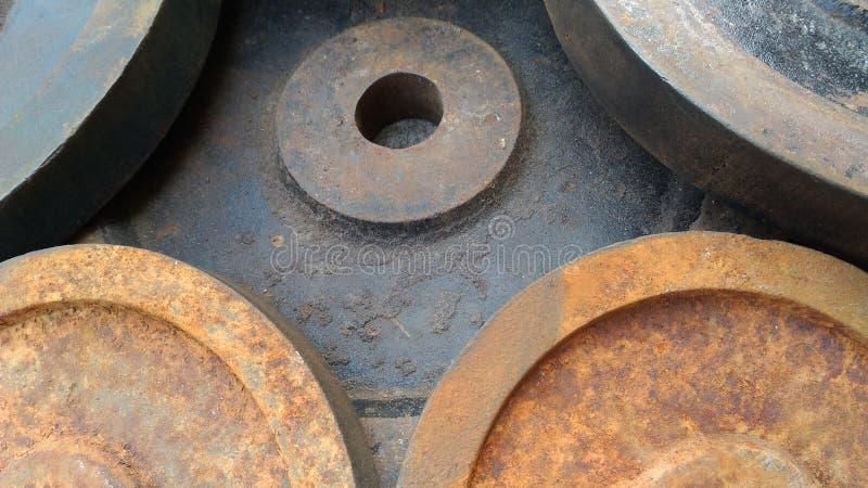 Gewicht überzieht altes stockfoto