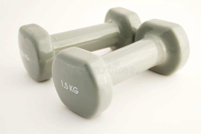 Gewichte stockbilder