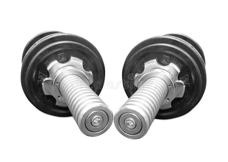 Gewichte lizenzfreie stockbilder