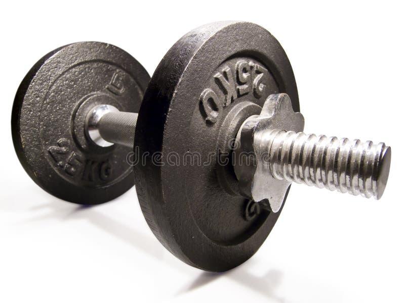 Gewichten stock afbeeldingen