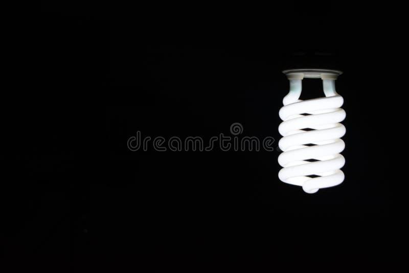 Gewundene Glühlampe