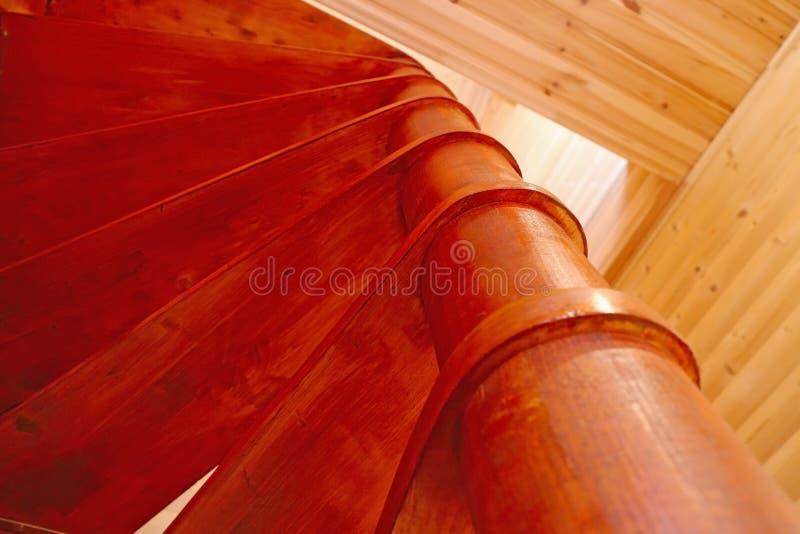 Gewundene Treppe vom Innenraum lizenzfreie stockfotografie