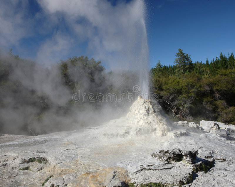 geyser γυναικείο λευκό στοκ εικόνες με δικαίωμα ελεύθερης χρήσης
