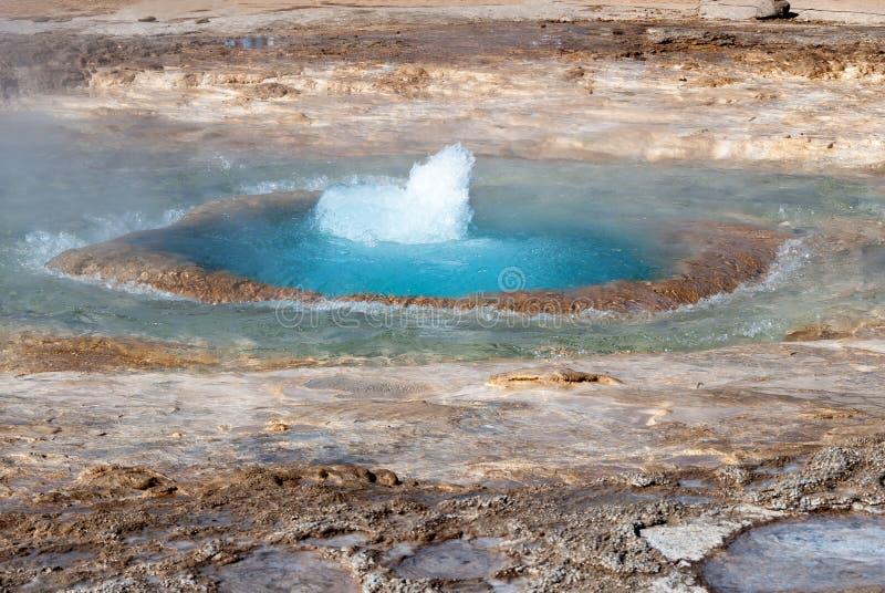 Download Geyser stock photo. Image of geyser, spray, light, geysir - 23370236