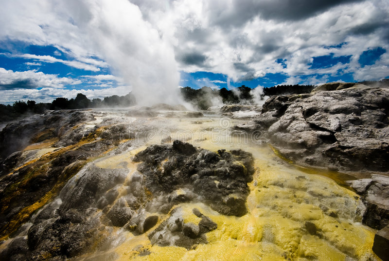 geyser photos stock