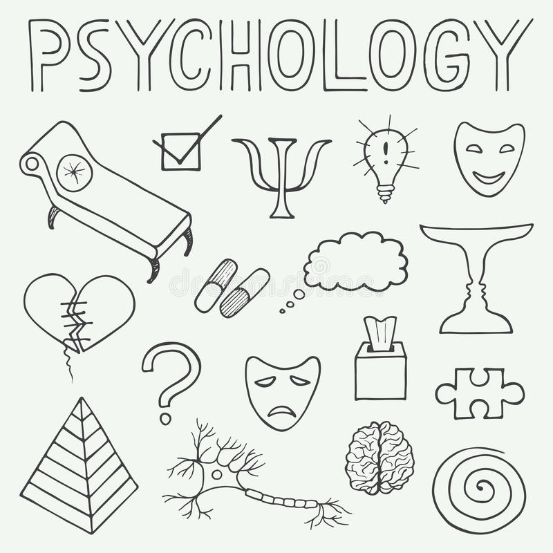 Psychologie Zeichnungen Bedeutung