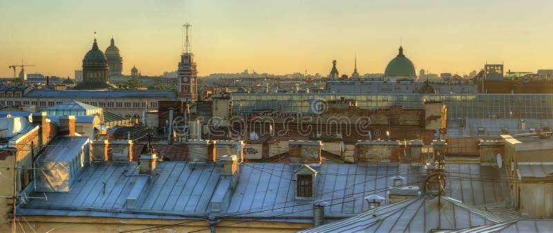 St. Petersburg, Rusland royalty-vrije stock afbeelding