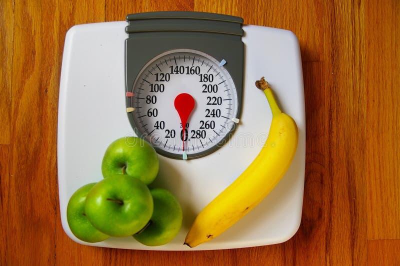 Gezond dieet royalty-vrije stock foto