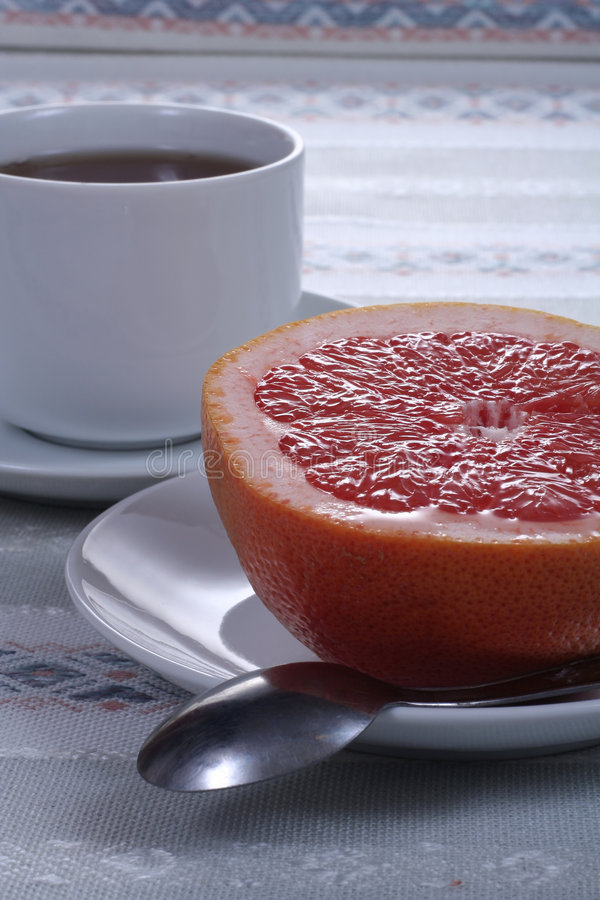 Gezond ontbijt stock foto's
