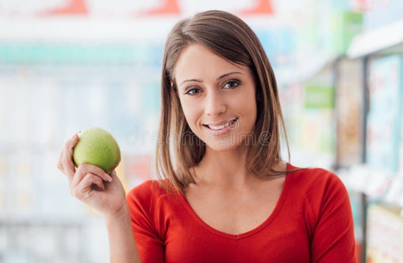 Gezond vers voedsel stock afbeeldingen
