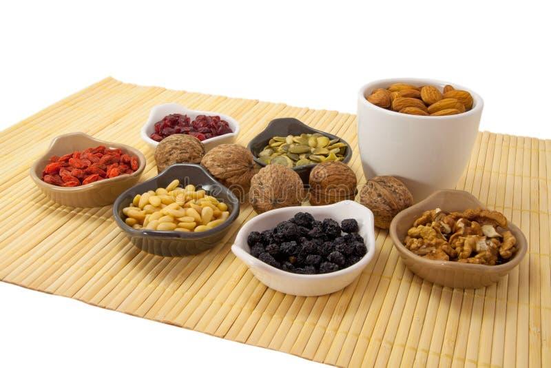 Gezond Voedsel royalty-vrije stock foto