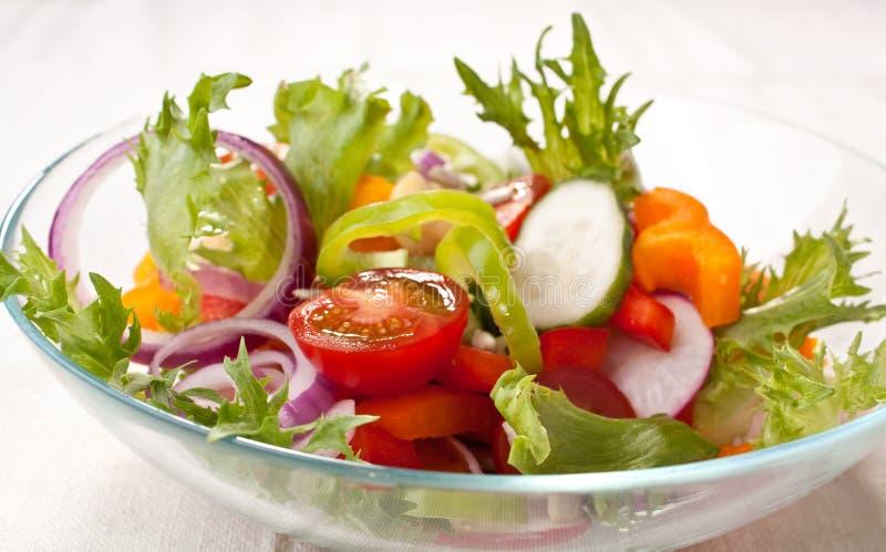 Download Gezonde salade stock foto. Afbeelding bestaande uit ontbijt - 10776820