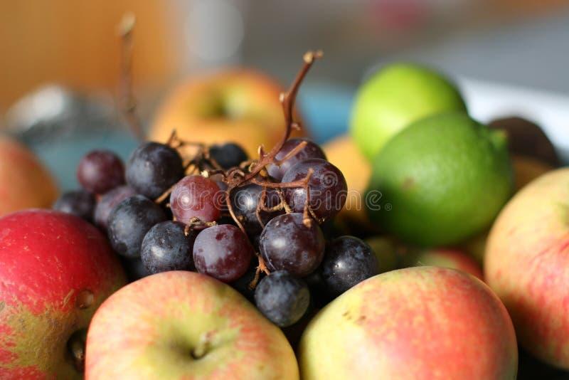 Gezonde vruchten royalty-vrije stock foto