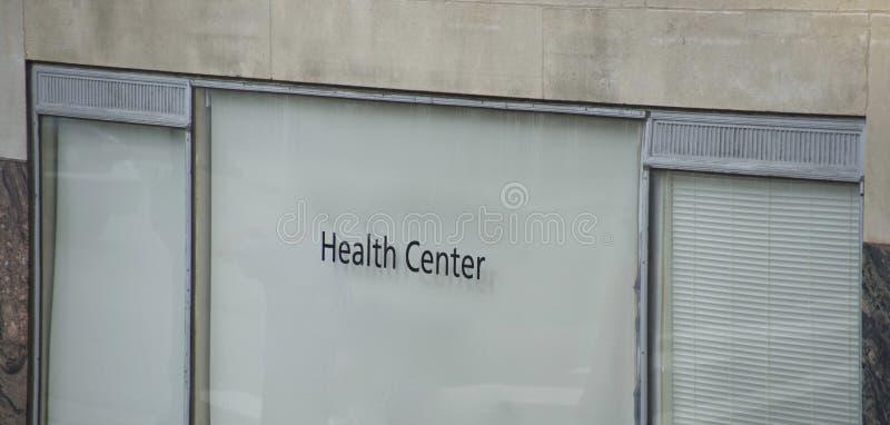 Gezondheid en Medisch Centrum voor Behandeling stock foto's