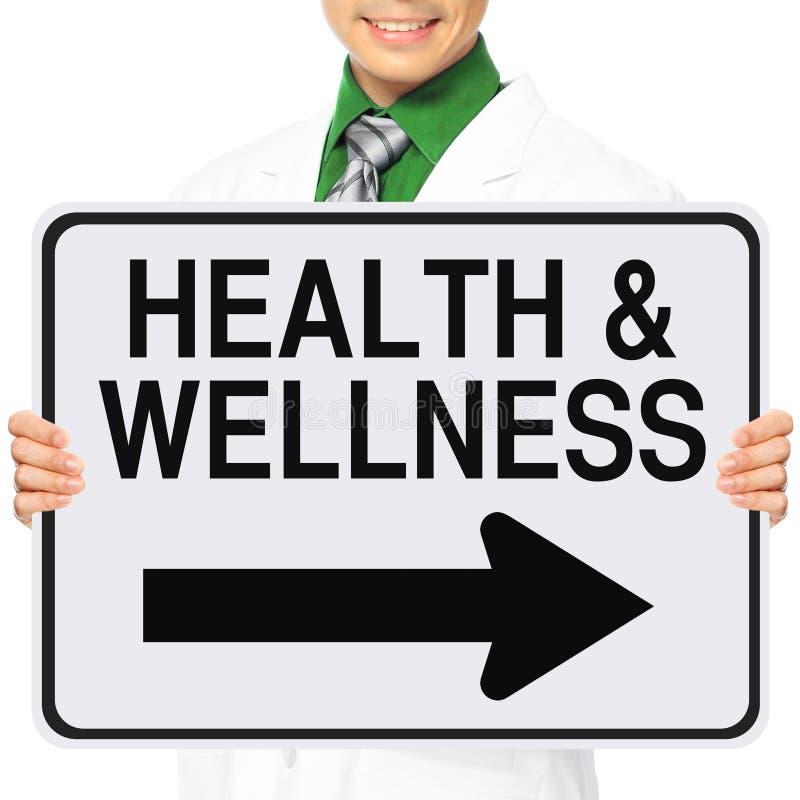 Gezondheid en wellness stock afbeeldingen