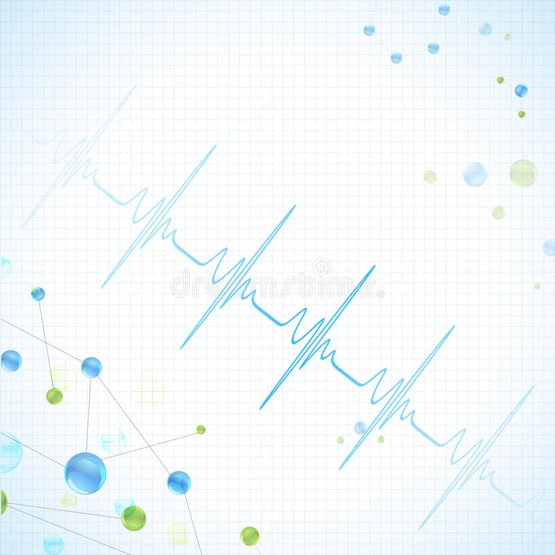 Gezondheidszorg en Medisch royalty-vrije illustratie